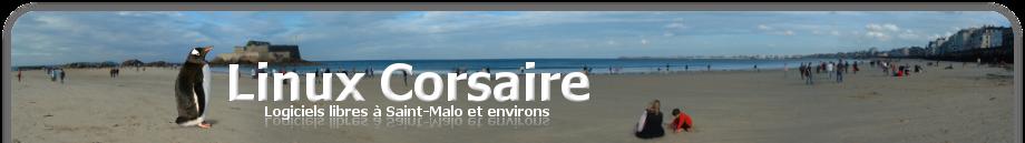 Linux-Corsaire à Saint-Malo